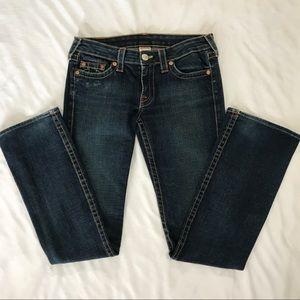 True Religion Johnny Jeans. Size 30